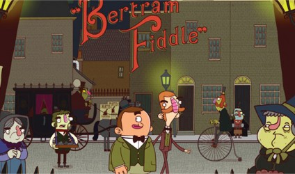The Adventures of Bertram Fiddle