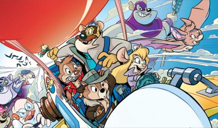 Chip 'n Dale Rescue Rangers: Remastered