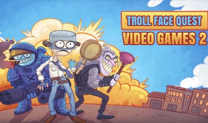 Troll Face Quest Video Games 2