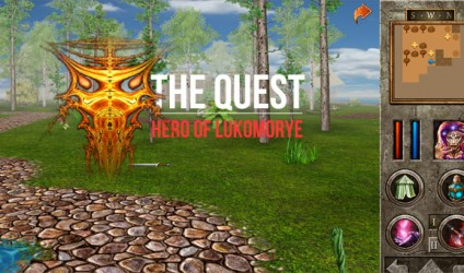 The Quest — Hero of Lukomorye