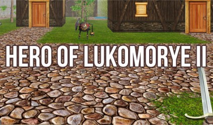 The Quest — Hero of Lukomorye 2
