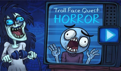 Troll Face Quest Horror