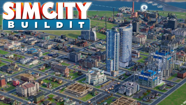 SimCity BuildIt (MOD, много денег) - android-1.com