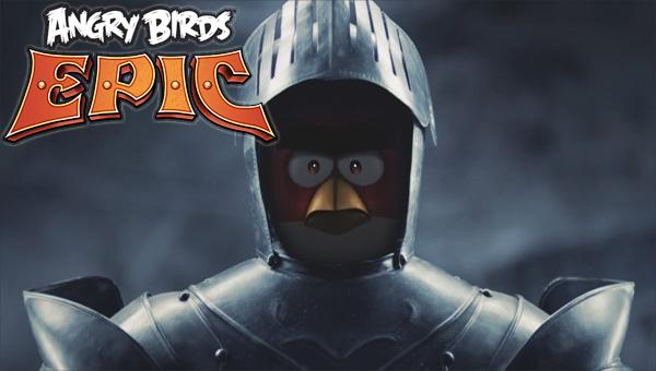 Злые птицы: Эпик
