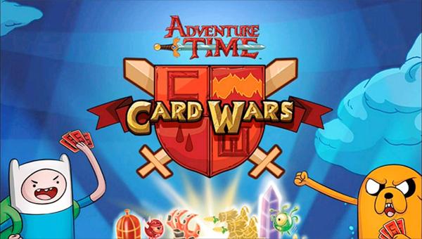 Card Wars - Время приключений