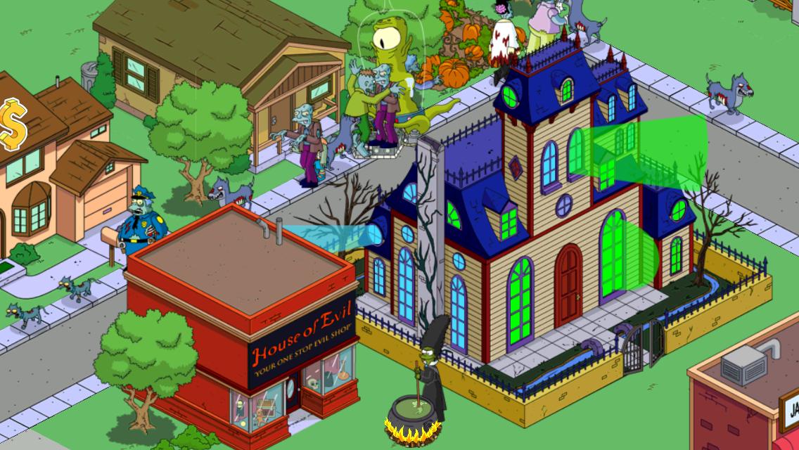 Симпсоны на андроид скачать Интерактивная стратегия ферма