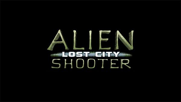 Alien Shooter — Потерянный город