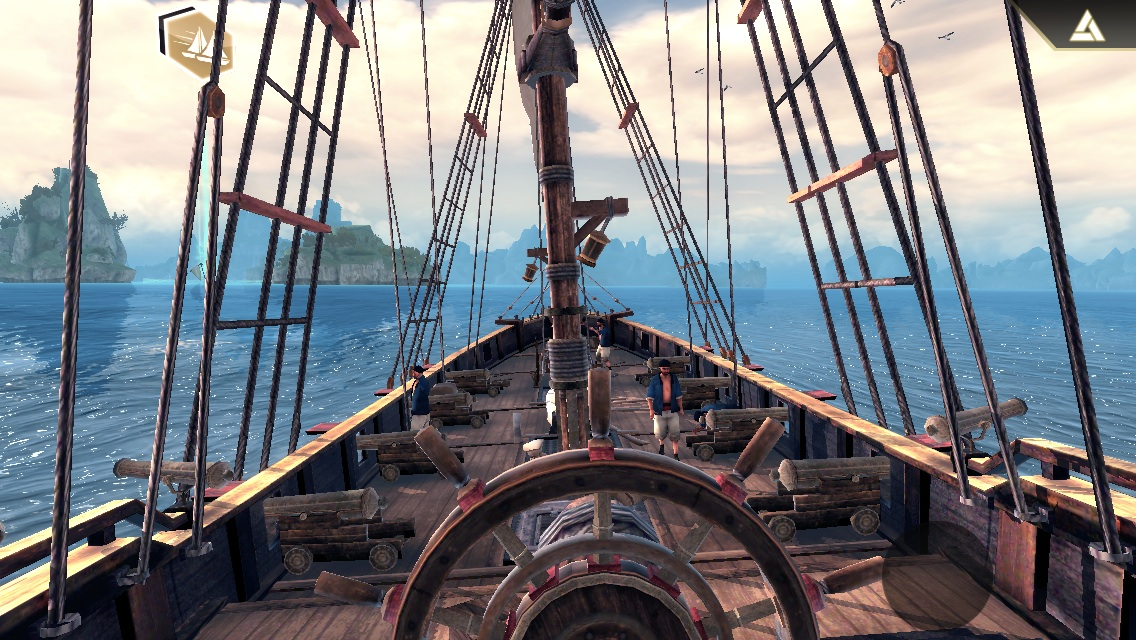 Ассасин крид пираты