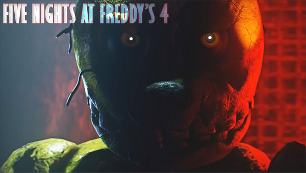 5 ночей у Фредди 4