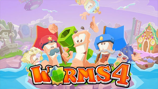 Worms 4