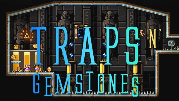 Traps n' Gemstones