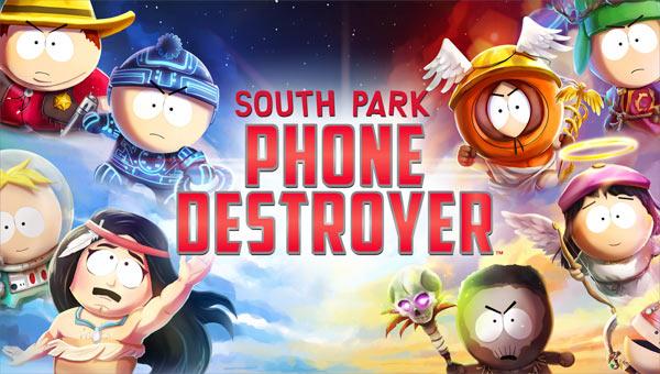 Саус Парк: Разрушитель мобил