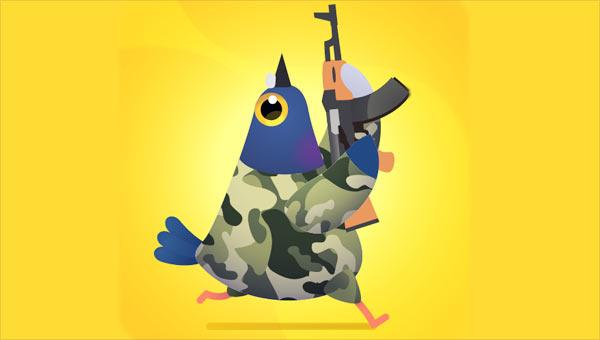 Pigeon Pop